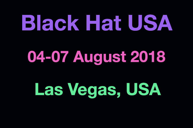 Black Hat USA